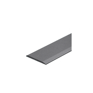"CRL S625BN Brushed Nickel Aluminum 5/8"" Flat Face Mirror Edge Molding"
