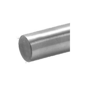 "CRL CBR12BS Brushed Stainless 15/32"" Diameter Stainless Steel Bar 236-1/4"""