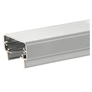 "Silver Metallic 200 Series 241"" Long Top Rail"