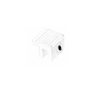 White Tamper-Resistant Window Lock