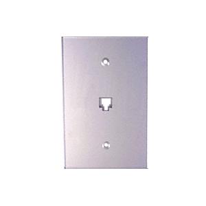 CRL PMP115 Clear Telephone Jack Acrylic Mirror Plate