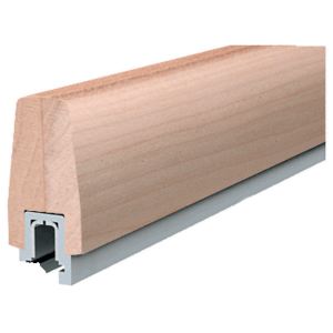 Poplar 372 Series Wood Cap Rail