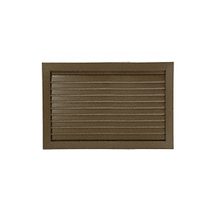 "1900A Series 24"" x 12"" Door Louver"