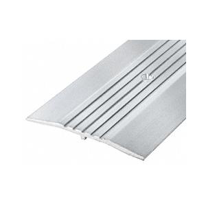 "4"" Aluminum Commercial Saddle Threshold - 185"" Length"