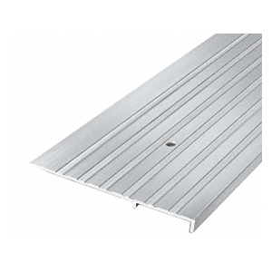 "6"" Aluminum Ramp Threshold - 185"" Length"