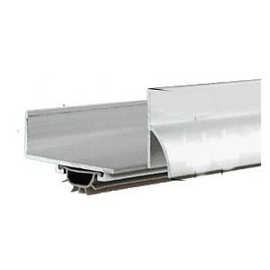"35-3/4"" Aluminum U-Shape Door Bottom with Full Notch"
