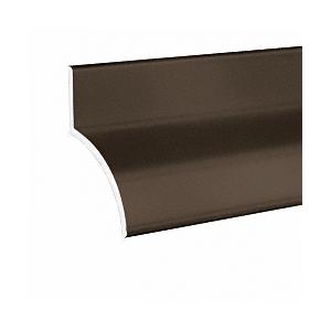 """Dark Bronze 36"""" Door Rain Drips - 3/4"""" (19 mm)"""