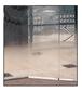 "CRL SP64BS12SR Brushed Stainless RH 2-1/2"" Tall Slender Profile Door Rail With Lock 35-3/4"" (908 mm) Standard Length"