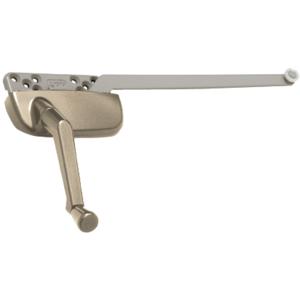 "Coppertone Left Hand Ellipse Style Casement Operator with 9-1/2"" Single Arm"