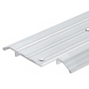 "CRL TP21299L036 4-3/4"" Single Door Left Hand Fabricated Threshold"