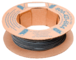 "CRL Z78159C Zipper Pile Weatherstrip .187"" Backing - .200"" Pile Height - 100' Roll"