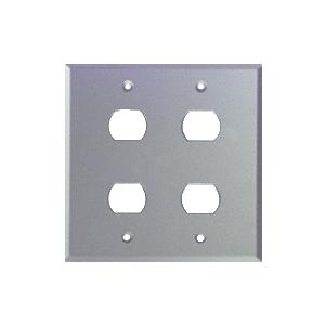 CRL PMP209 Clear Quad Despard Acrylic Mirror Plate
