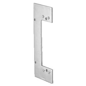 CRL 487RBP2 487 OfficeFront Strike Backing Plate for Locksets