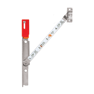 Truth EP27038 Right Hand Stainless Steel Casement Window Opening Control Device
