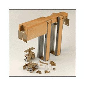 CRL 203080PF Pocket Door Frame Set 3/0 X 8/0