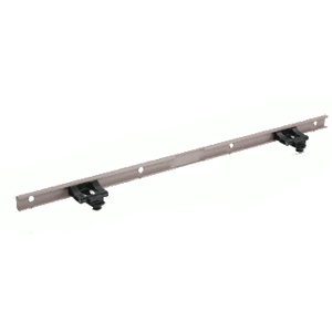 Truth EP27043 Steel Awning Operator Track with Two Slider Guides