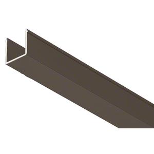 "CRL EHF3600RBEXT 36"" Oil Rubbed Bronze Snap-in-Filler Insert for EZ-Adjust Header Kit"