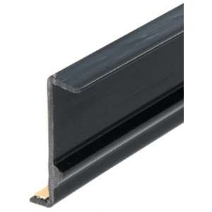 CRL TLXALAM-XCP10 CRL Black TAPER-LOC XA Glass Setting Strip for Laminated Glass - pack of 10