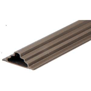 CRL GR200BRZ Bronze PVC Low Profile Step Grid