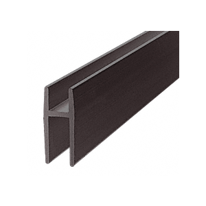 CRL D5610DU Duranodic Bronze Aluminum D5610 'H' Bar