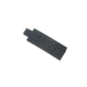 "CRL GR5NSB 1/2"" High Density Foam Spacing and Sealing Pad"