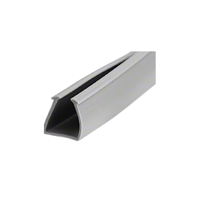 "CRL D751C Gray Glazing Vinyl for 1/4"" Glass Thickness - 100' Roll"