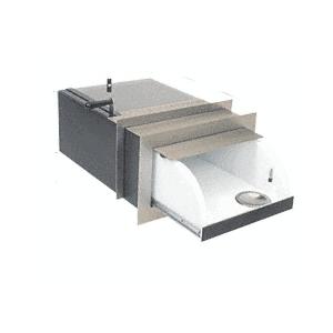 Large Capacity Thru-Wall Transaction Drawer