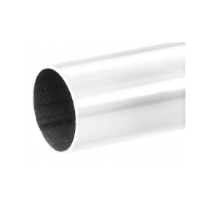 "CRL HR20PS Polished Stainless 2"" Diameter Round .050"" Tubing - 236"""