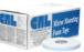 "CRL CRL21081 White 1/8"" x 1"" All-Purpose Foam Mounting Tape"