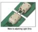 """CRL LED36WW Warm White 36"""" LED Strip Light"""