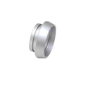 CRL DL2174A Aluminum Mortise Cylinder Guard