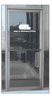 "CRL 9518DU Dark Bronze 5"" x 18"" Package Drop Slot"