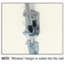 CRL 3010B Wireless Picture Hangers in a Bulk Pack