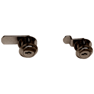 CRL D805BRZKA Bronze Cam Lock - Keyed Alike
