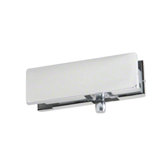 DORMA PT3034P1VPS Polished Stainless Wall Mounted Transom Patch Fitting With Pivot