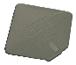 """CRL S60CRKBGY Beige Gray AWS 2"""" x 2-5/8"""" Rectangular 90 Degree 60"""" Corner Post Kit"""