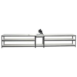 CRL P8061R Miter Saw Table Kit