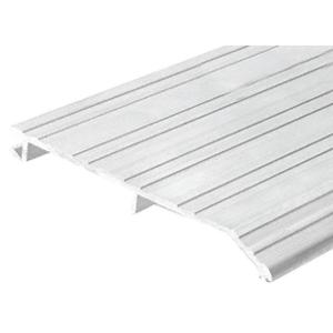 "CRL 255A72 Aluminum 5"" x 1/2"" Offset 73"" Long Saddle Threshold"