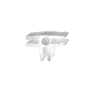 CRL CPDC3 Clear Plastic 90 3-Way Display Connector