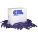 """CRL PHS14 Black 1/4"""" x 3-1/2"""" Plastic Horseshoe Shims"""