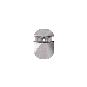 CRL DL631BN Brushed Nickel Adjustable Shelf Clamp