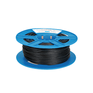 CRL 5CBL125 Black .125 Screen Retainer Spline - 500 Foot Roll