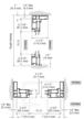 "CRL-U.S. Aluminum 1D91552L0 White KYNAR Paint Series 900 Terrace Door Hinged Left Swing Out for 1"" Glass"