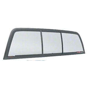 "CRL EPC904S 1994-2001 Dodge Ram 1500 1994-2002 2500-3500 Standard Cabs ""Perfect Fit"" POWR-Slider - Solar Glass"