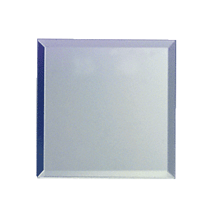 CRL BMP2GC Clear Double Blank Without Screw Holes Glass Mirror Plate
