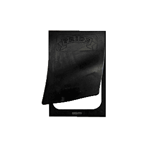 CRL LF500 Replacement Magnetic U-Frame and Rubber Flap for the LD500 Large Pet Door