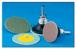 """3M ZR01800 1"""" 800 Grit Roloc Disc - Gray"""