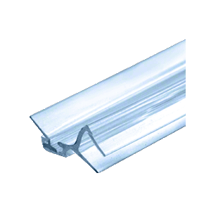"135 Degree Door Jamb Seal for 3/8"" Glass"