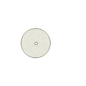 "3M TD5CP Trizact 5"" Cerium PSA Polishing Disc"