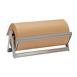 """CRL A50018 18"""" Kraft Paper Dispenser"""